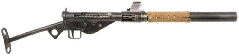Sten-British firearm