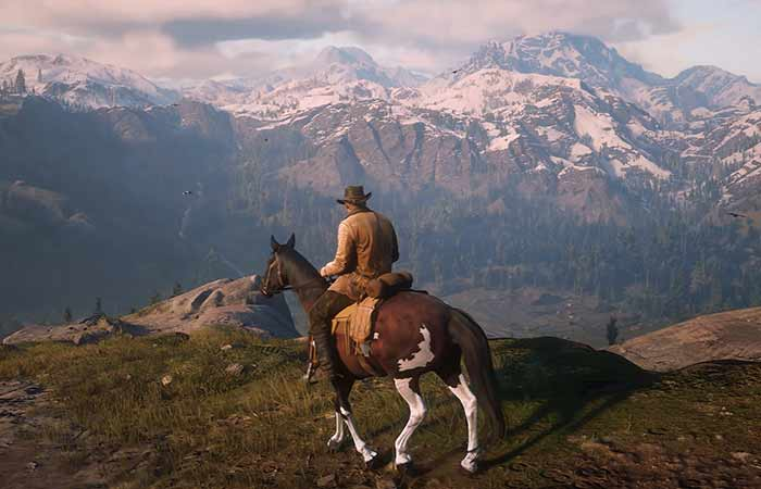 Funny Red Dead Redemption 2 horse names